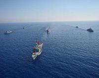 MSB: Karadeniz ve Doğu Akdeniz'de araştırma ve sondaj gemilerine koruma sağlanıyor
