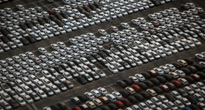 Nisan'da otomotiv satışları 10 yıllık ortalamanın altında