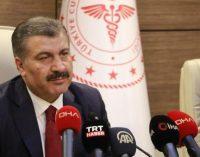 Sağlık Bakanı Koca: Salgının hızını kestik