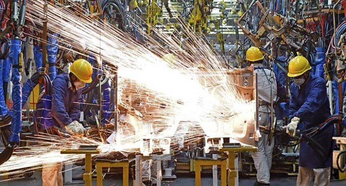 Temmuzda sanayi üretiminde sert düşüş: İstihdam 287 bin kişi azaldı