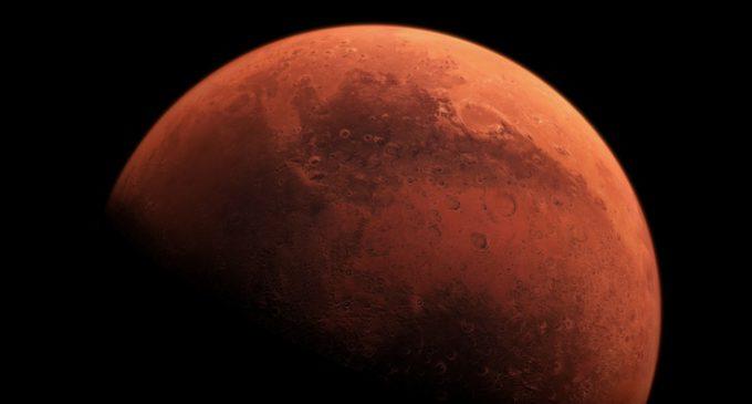 NASA duyurdu: Mars, Ekim ayı boyunca dünyadan görülecek
