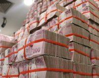 Hazine, iki ihalede 7,43 milyar TL borçlandı