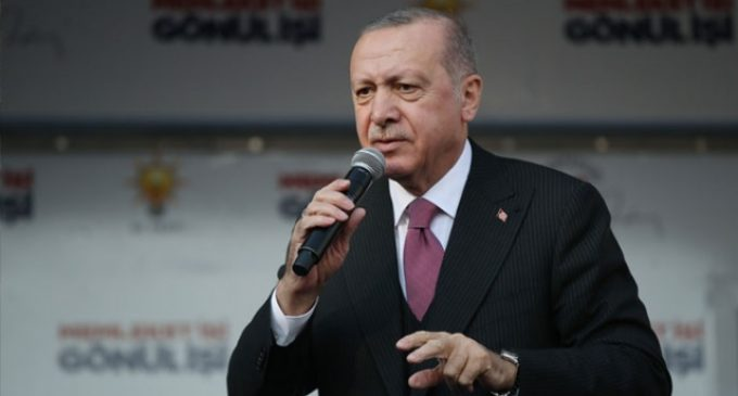 Erdoğan, Şırnak'ta konuştu: Türkiye'de sandık ve demokrasi dışında hiçbir meşruiyet alanı yoktur