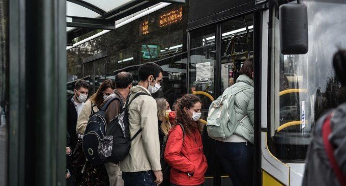 İBB verileri paylaştı: Salgın korkusu İstanbul'da toplu taşıma kullanımını yarı yarıya düşürdü