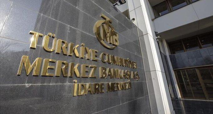 Merkez Bankası'nın dış borç stoku 145 milyar dolara yükseldi