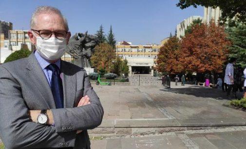 Prof. Murat Akova: BioNTech aşısının koruyuculuğu yüzde 94.5