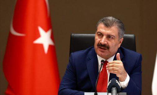 Vaka sayısının açıklanmasının ardından Türkiye, dünyada en çok vakaya rastlanan üçüncü ülke oldu!