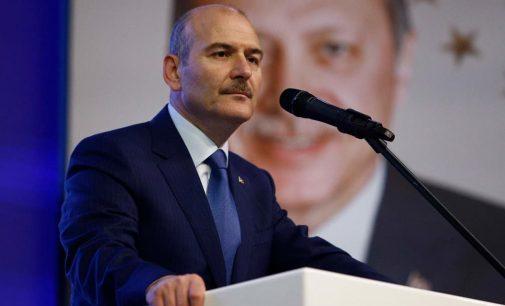 """10 ülkenin """"Osman Kavala"""" çağrısına Soylu'dan tepki: Büyükelçilerin yargıya telkinde bulunması kabul edilemez"""