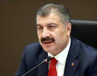 Sağlık Bakanı Fahrettin Koca vaka görünme oranı en çok artan ve azalan illeri açıkladı