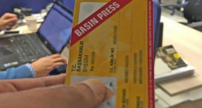 Türkiye'de gazetecilik: Kart yoksa yıpranma hakkı da yok