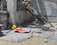 İş cinayeti: İnşaatta sıva yapan Mehmet Hanifi Polat düşerek yaşamını yitirdi