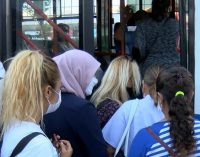Ankara'da toplu ulaşıma koronavirüs düzenlemesi