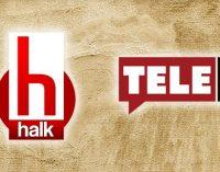 RTÜK'ten, Tele 1 ve Halk TV'ye idari para cezası