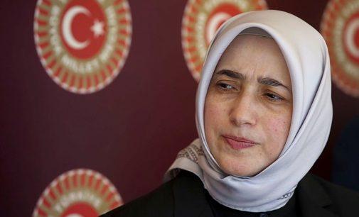 AKP Grup Başkanvekili Özlem Zengin hedef gösterildiğini iddia etti