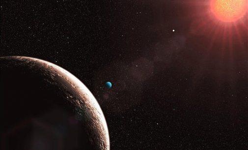 """""""Dokuzuncu gezegen"""" gibi davranan bir ötegezegen keşfedildi"""