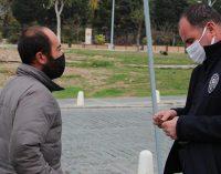 EGM, sokakta yaşayan yurttaşa ceza kesildiği için özür diledi