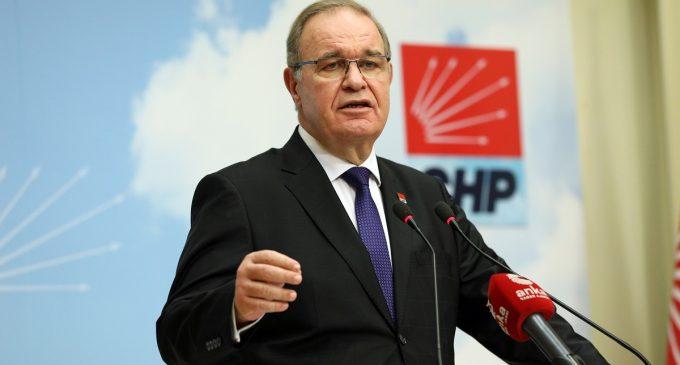 """CHP Sözcüsü Öztrak: Ülkeyi """"üç yeni"""" ile ayağa kaldıracağız"""