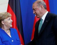 Erdoğan, Merkel ile görüştü: Türkiye, AB ile ilişkilerde yeni bir sayfa açmak istiyor