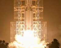 Çin'in insansız uzay aracı başarıyla Ay'a indi