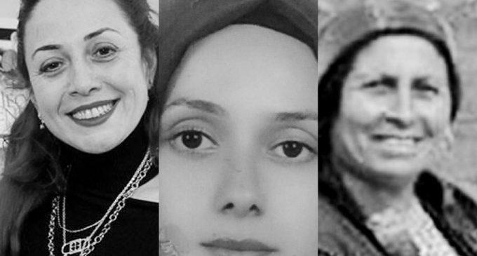 İsimler ve katiller değişiyor vahşet değişmiyor: Bugün Türkiye'de üç kadın katledildi
