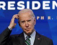 Beyaz Saray, Biden'ın konuşması sırasında canlı yayını kesti