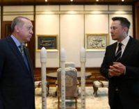 Erdoğan ve Elon Musk telefon görüşmesi gerçekleştirdi