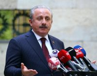 TBMM Başkanı Mustafa Şentop: Gergerlioğlu'nun fezlekesi Meclis'e geldi