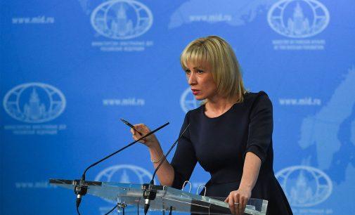 Rus Dışişleri: Avrupa Birliği'nin aşağılandığına tanık oluyoruz