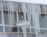 Dün gece Türkiye'nin en soğuk kenti eksi 27.7 dereceyle Ağrı oldu