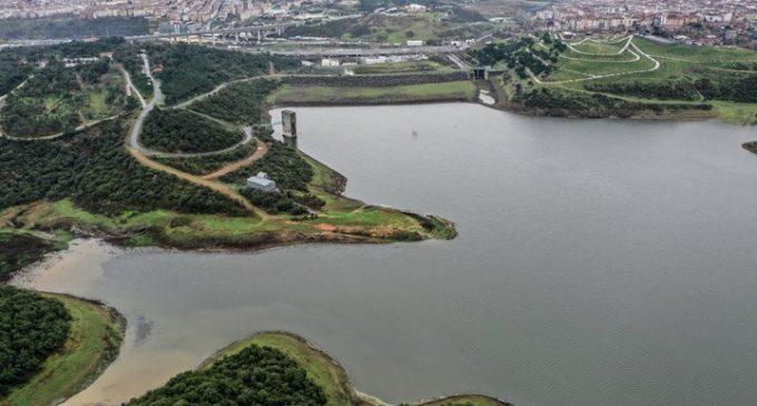 İstanbul'da 14 günde barajların doluluk oranı yüzde 12.73 arttı