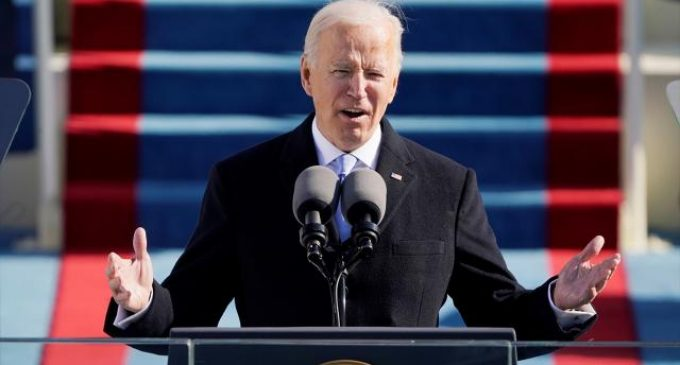 ABD Başkanı Biden, ilk kabine toplantısını yapacak