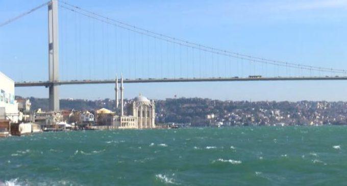 Meclis'te iklim raporu: İstanbul Boğazı'nda başka binaların yalı olacağını göreceğiz
