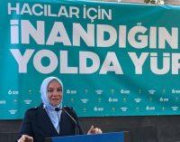 AKP'li vekil Hülya Nergis: Artık ev ve araba sahibi olmak hiç zor değil