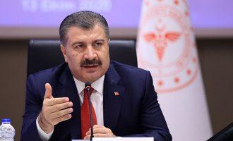 Sağlık Bakanı Koca: Her iki kişiden birisi çift doz aşılı