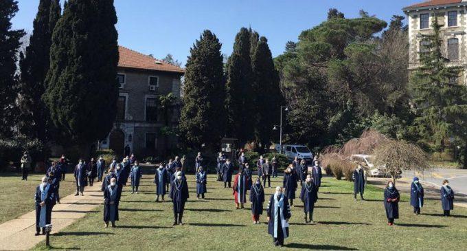 Boğaziçi direnişinin 50. günü: Üniversitede kayyum rektöre itiraz sürüyor