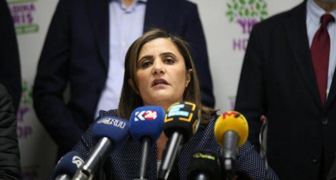 HDP'li Dilan Dirayet Taşdemir'den Soylu'ya Gara yanıtı: Bu bir koltuğunu kurtarma operasyonudur
