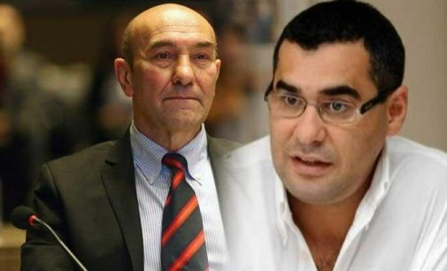 Enver Aysever, Tunç Soyer'e dava açıyor
