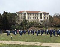 Boğaziçi Üniversitesi akademisyenleri nöbetin 107'nci gününde