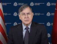 ABD Büyükelçisi: S-400 krizinin çözümünün yolu, Türkiye'nin S-400'lere sahip olmamasından geçiyor