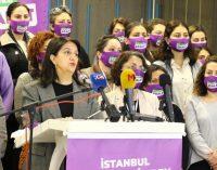 HDP Eş Genel Başkanı Pervin Buldan: Korkmuyoruz, sinmiyoruz, kapanmıyoruz