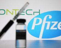 Pfizer/BioNTech aşısının yeni etkinlik oranı açıklandı