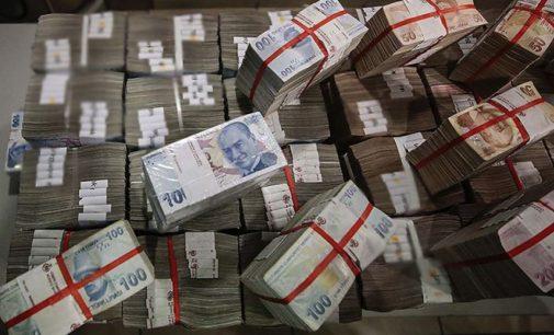 MASAK, 408 kişinin bankalardaki 6 milyon lirasına el koydu