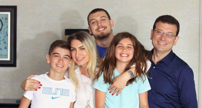 Dilek İmamoğlu ve iki çocuğu koronavirüse yakalandı