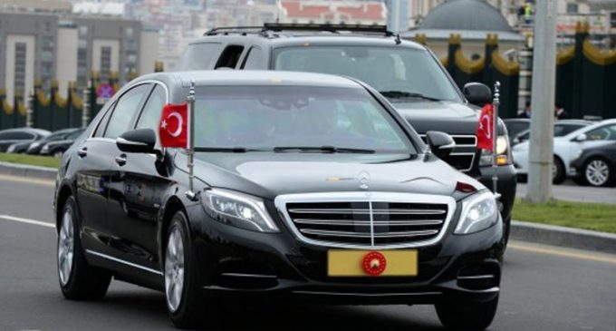 İsraf düzeni: Erdoğan için alınan ikinci makam aracının da fiyatı ortaya çıktı