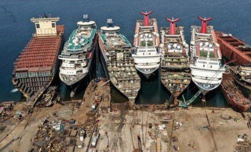 Aliağa'da asbest iddialarına açıklama: Çok az sayıda asbestli gemi geldi