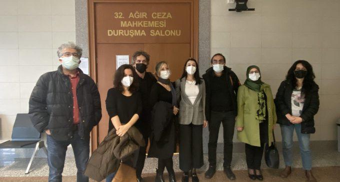 Altı yıl önceki paylaşımı nedeniyle gazeteci Melis Alphan'ın yedi buçuk yıl hapsi isteniyor