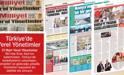 """Milliyet gazetesi """"örtülü belediye reklamı"""" konusunda zirvede: Haber görünümlü reklam…"""
