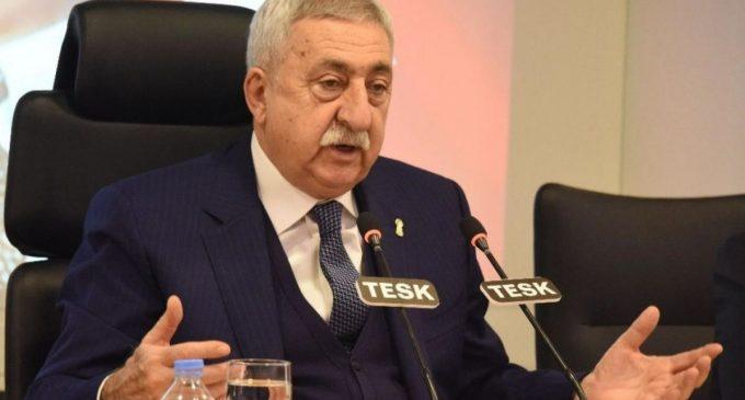 TESK Başkanı: Yeniden kapanma istemiyoruz, esnafın dayanacak gücü yok