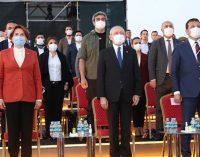 Kemal Kılıçdaroğlu ve Meral Akşener, İBB'nin fetih kutlamalarına katıldı