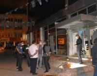 İYİ Parti il binasına saldırı